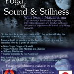 August 19: Kawai Purapura, Auckland, Yoga of Sound and Stillness