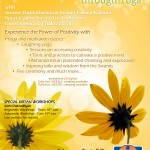 January 11 – 14: Nurturing Positivity through Yoga, Weekend Retreat