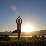 How a diagnosis of multiple sclerosis led to daily home yoga practice and teacher training