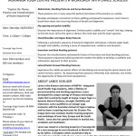 March 16: Tauranga Yoga Centre presents a workshop with Lance Schuler
