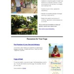 July 15 – 29, 2013: Fiji, Heart of Yoga Teacher Training with Mark Whitwell