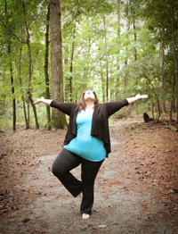 Amber @ Body Positive Yoga
