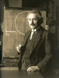 Einstein had words of wisdom for yogis
