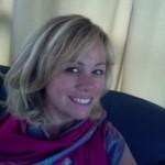 Kate McLeay, yoga teacher