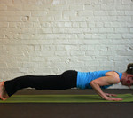 Sun Salutations Video Series: How to do Chaturanga Dandasana