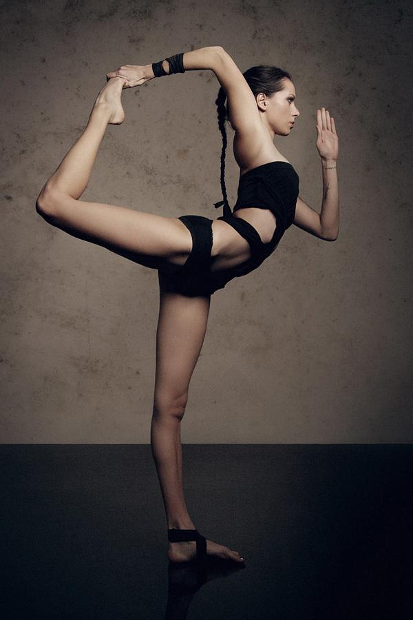 a yoga body