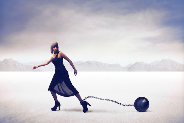 What's your ball & chain?