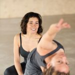 Amy Ippoliti teaches Advanced Yoga Teacher Training