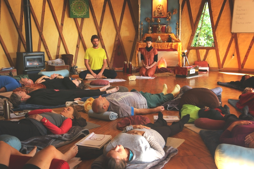 Anahata Yoga Nidra Training