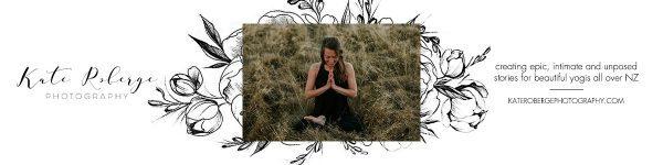 Kate Roberge Yoga Photography