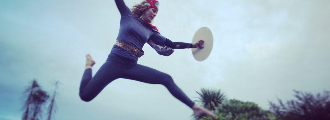 Being Wonder Woman: Yoga & Feminism