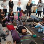 Donna Farhi Psoas Workshop at Hauora Yoga Conference