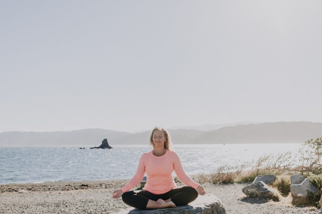 Justine Hamill Power Living Yoga Teacher Training